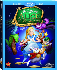 1951 Alice in Wonderland: Blu-Ray