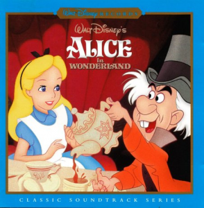 1951 Alice in Wonderland Soundtrack