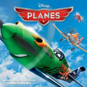 Planes_soundtrack_cover