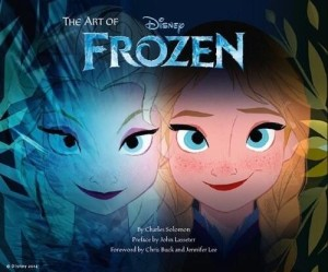 the-art-of-frozen-cover