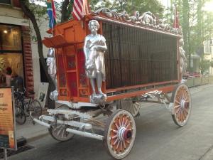 Cage Wagon